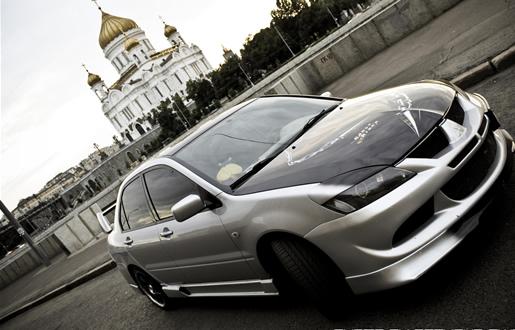 Mitsubishi Lancer Evolution (Мицубиси Лансер эволюшн ...